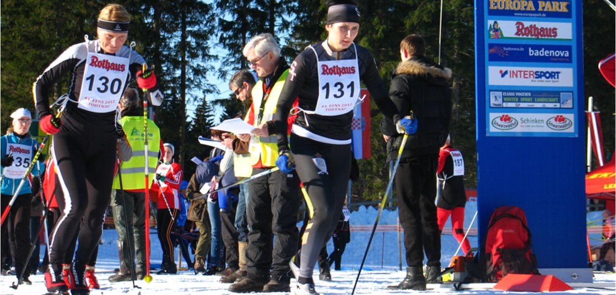 EFNS - European foresters' competititon in nordic skiing